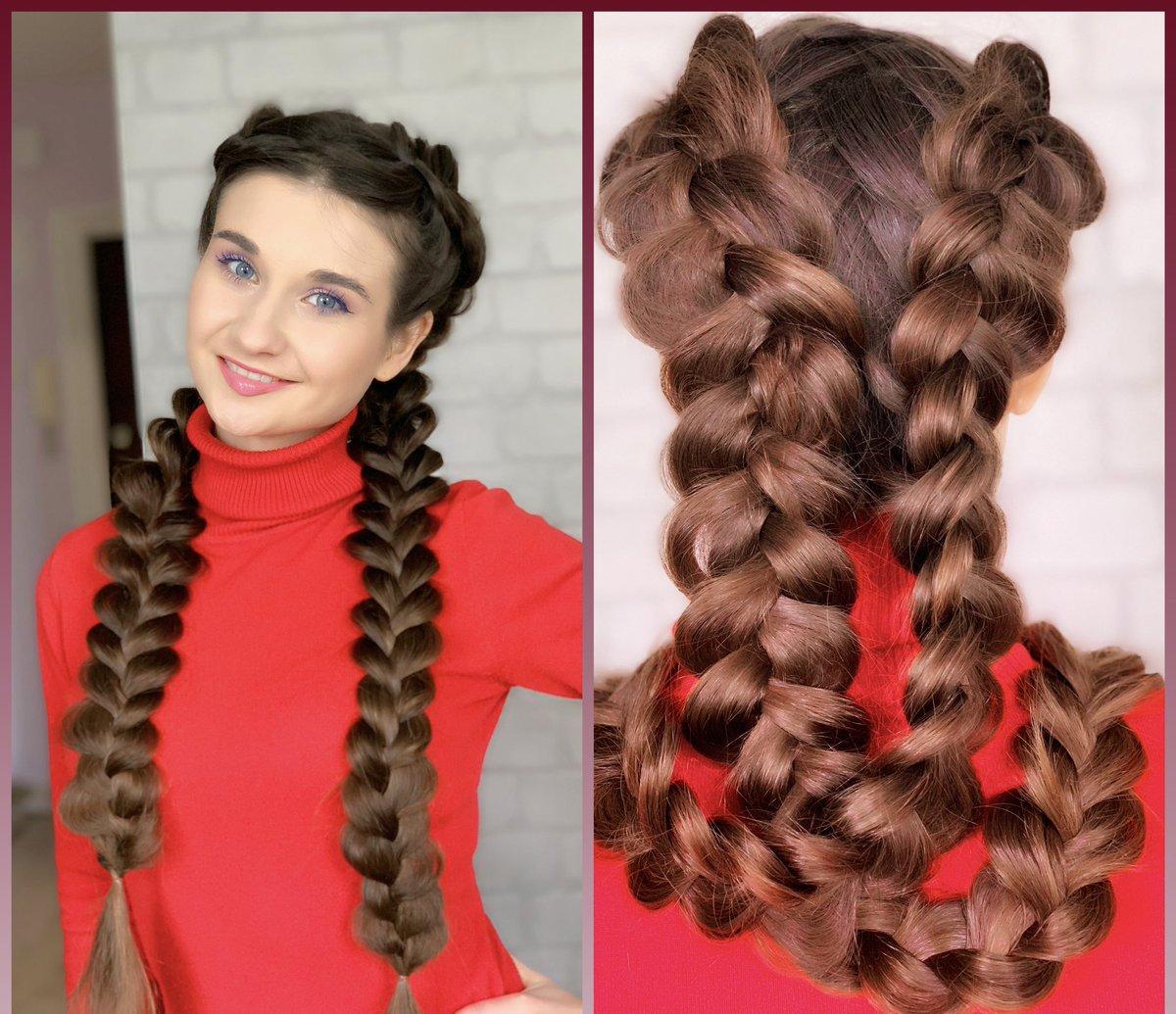 Nice braids by @julia_dubai_hairstylist  #longhairstyle #longhair #hairbraids #braids #thickbraids #hair #brunette #longhairdontcare #hairdresspic.twitter.com/KXKn5xVbpL
