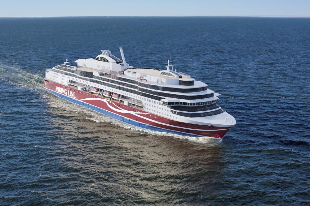 Viking Lines nya fartyg tar mer gods till havs  https://t.co/joTALMJYd9 https://t.co/Qgh5P8OAWl
