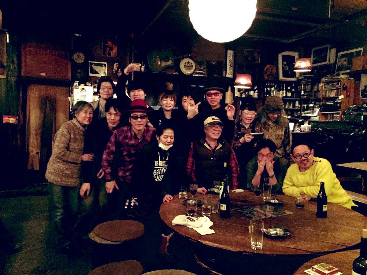 いい写真を眺めて献杯です。大蔵さんのおかげでいい音楽にたくさん出会いました。ありがとうございました。