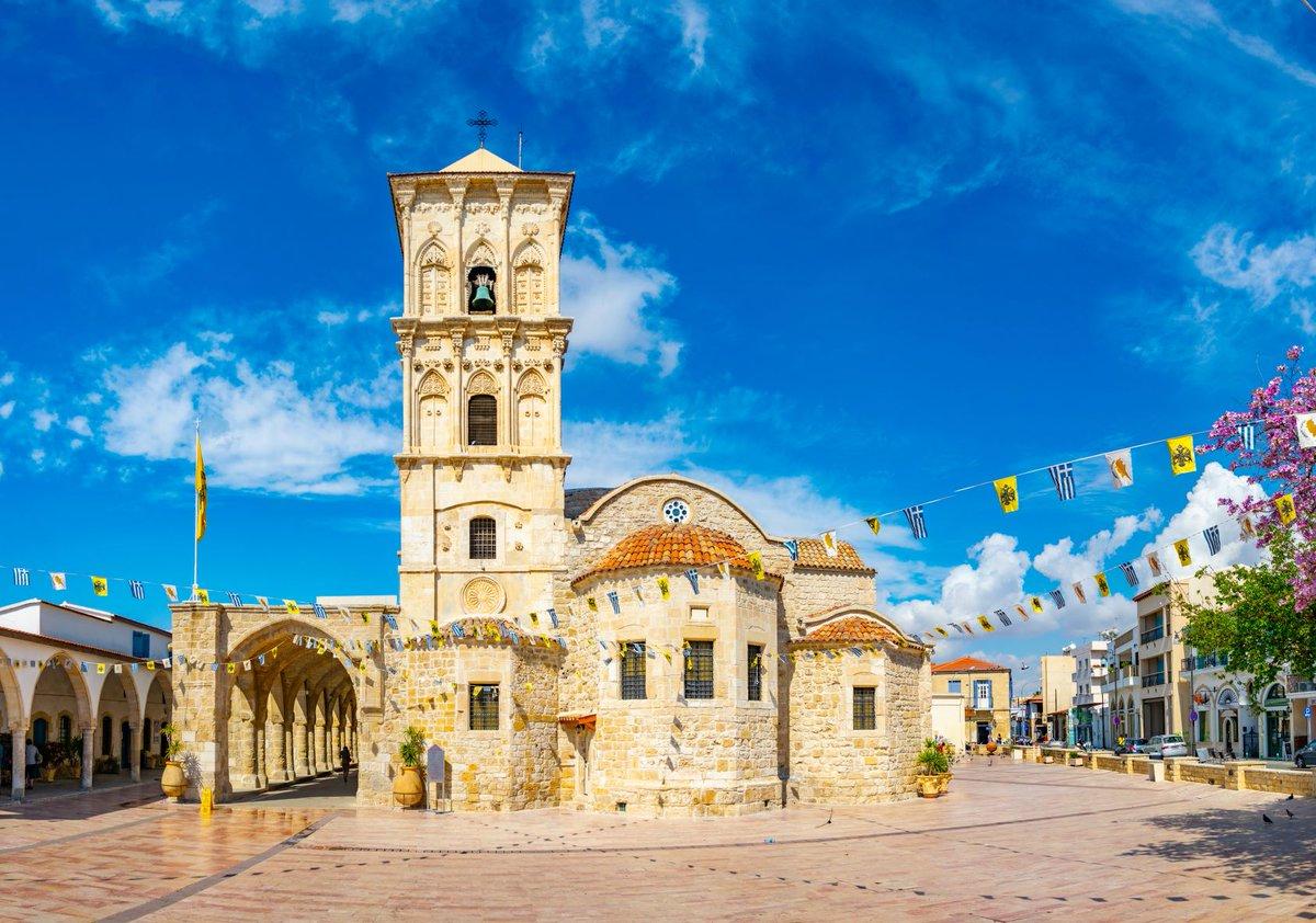 Neu: Mit @wizzair ab 11. Juli drei Mal pro Woche nach #Larnaca auf #Zypern. Die wunderschöne Mittelmeerinsel ist ein ideales Ziel für den anstehenden Sommerurlaub. Endlich wieder fliegen und ab ans Meer. Tickets buchen unter https://t.co/uEVLUGT1K8. #memmingenairport #flyfmm https://t.co/MtHDvZD68A