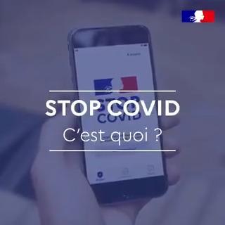 #COVID19 | Même en vacances, n'oubliez pas de télécharger #STOPCOVID pour limiter la propagation du virus.   📲Téléchargez-là dès maintenant sur :  App Store : https://t.co/g47cc3UkNg Play Store : https://t.co/6vs7xLIVip   ➕ d'informations sur https://t.co/AblDA7yiBx https://t.co/QgwwiVCLYz