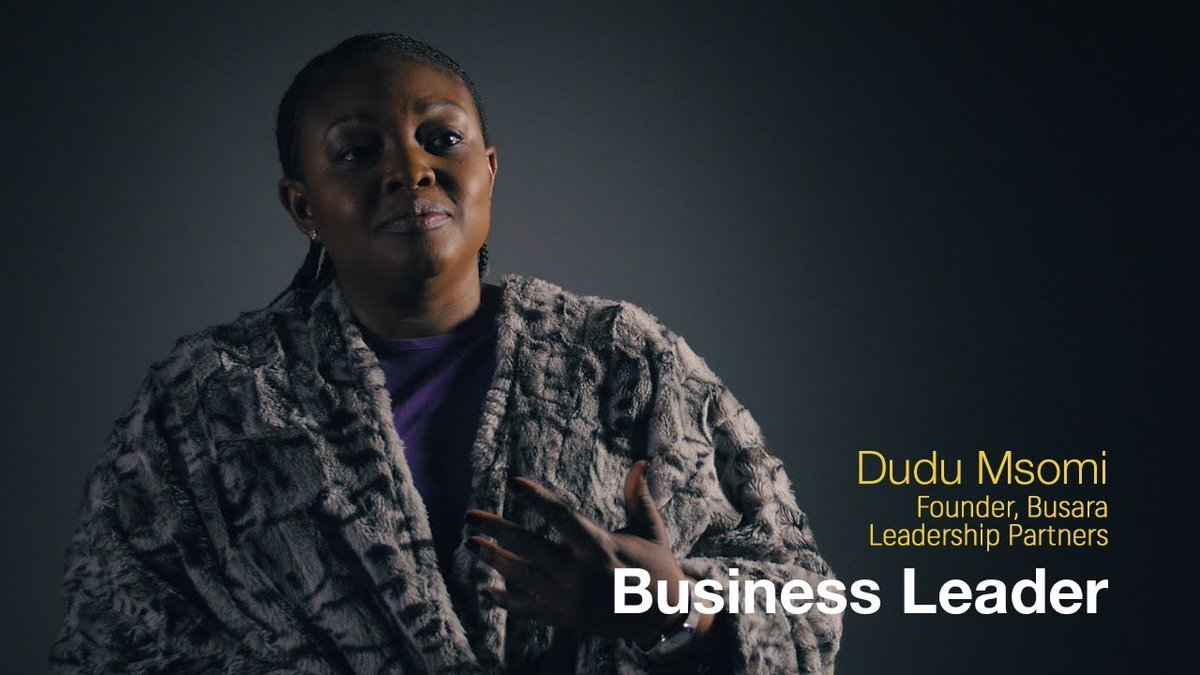 What Does #Leadership at this time mean? Especially Self Leadership @PhemeloMotene with @DuduMsomi CEO of @BusaraSA Leadership Partners. #day68oflockdown #Covid_19 How well do you execute Self-Leadership? https://t.co/wDpRVOv3iJ