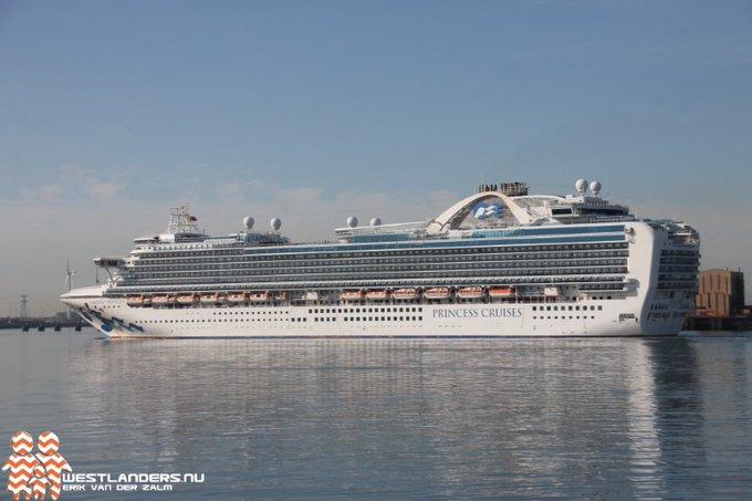 Drie cruiseschepen gearriveerd in Rotterdam (update) https://t.co/7sJG7MKykZ https://t.co/RqtsGY5Ocp