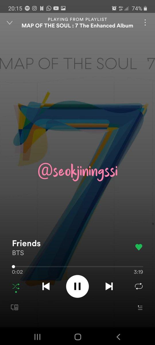 June 2, 2020 #FRIENDS #방탄소년단진 #BTS @BTS_twt