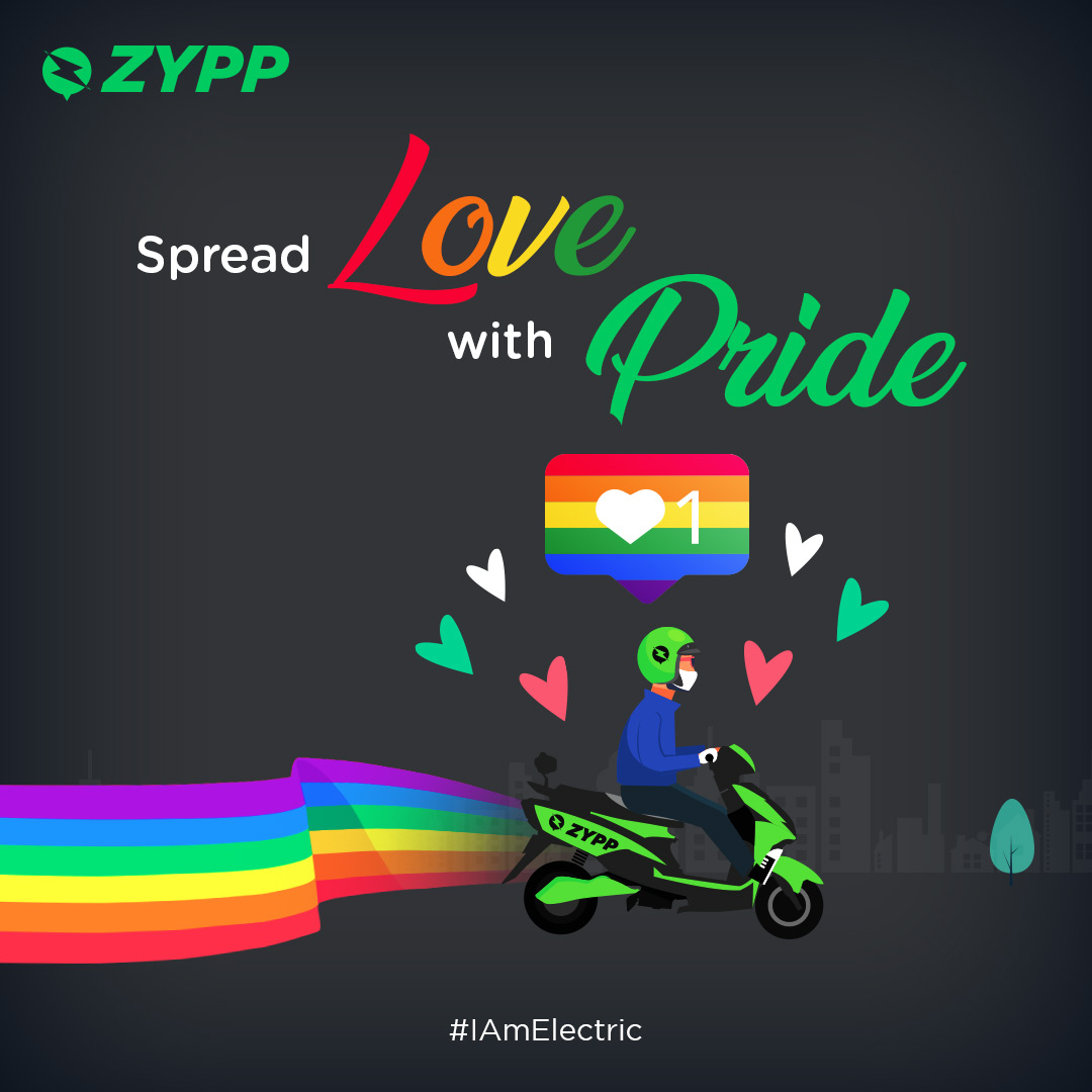 While you spread love, take pride in it!  #PrideMonth  #PRIDE #rainbow #zypp #queerart #PrideMonth2020  #PRIDE2020 #LoveWin3Million #loveislove #electriclove #Loveforelectric #selfcarepic.twitter.com/gVW0bU5rdb