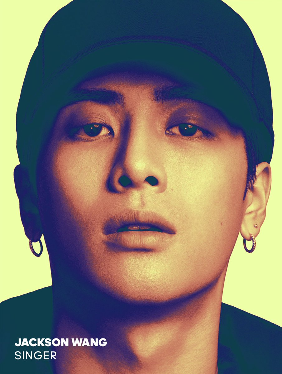 He's so gorgeous  #JacksonWang<br>http://pic.twitter.com/WLCB3wS4tH