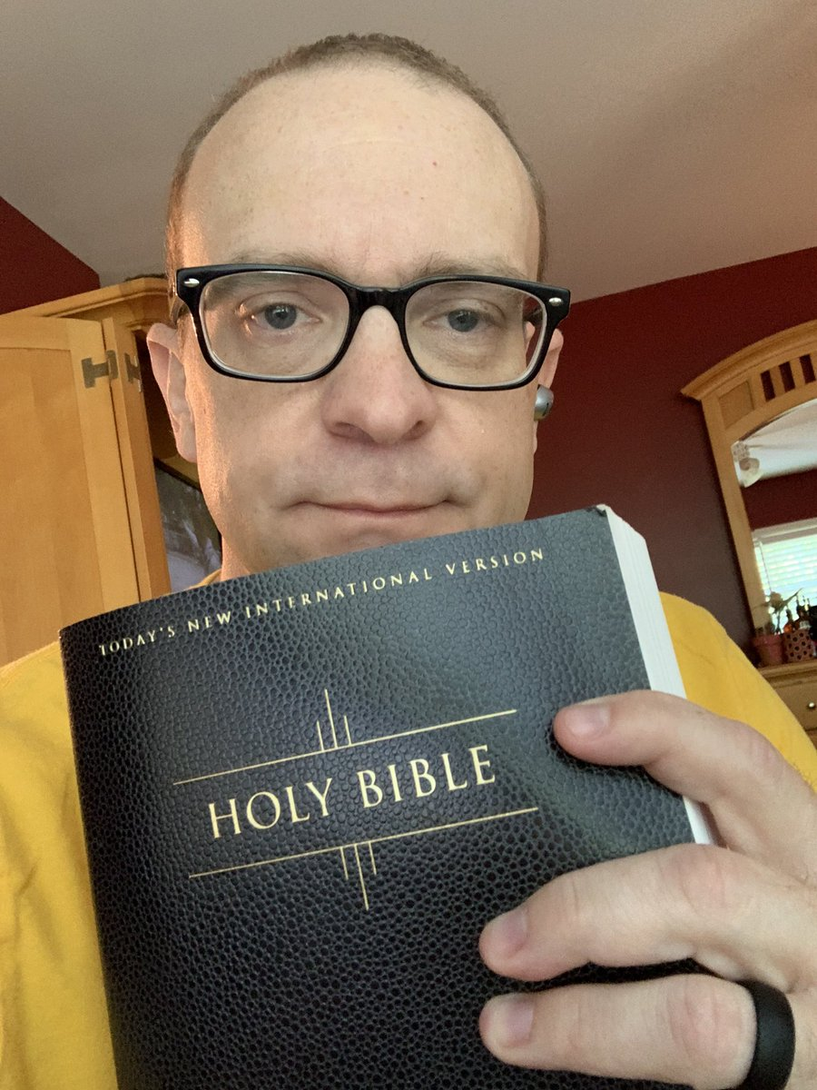 This isn't *a* bible. It's MY bible. #MYbiblepic.twitter.com/b9PxhvTCbc