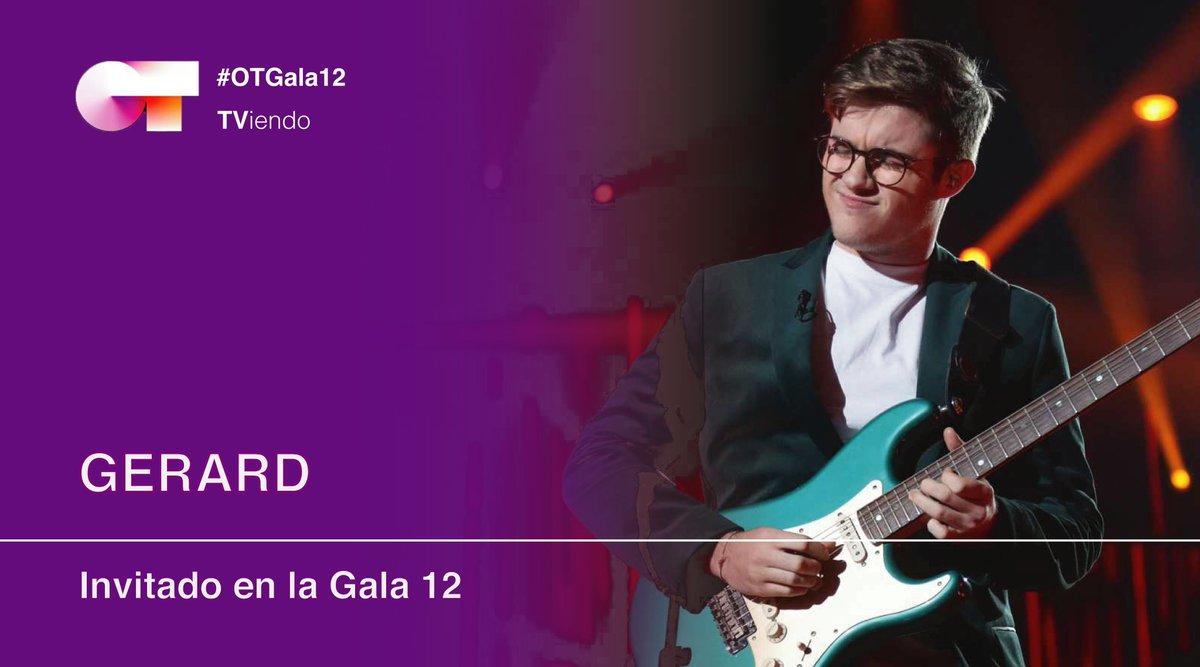 Nueva semana y nuevos invitados en @OT_Oficial 🥳   @SoyGerardOT2020 presenta su primer single #FUGACES en la que ha sido su casa y @RozalenMusic y @NataliaJimenez se unen a la lista de invitados🥰  🗓️Mañana, miércoles 20 de mayo, a las 22:05H  #CanalOT2J #CanalOT3J #OTGala12 https://t.co/vBRIWex4yr