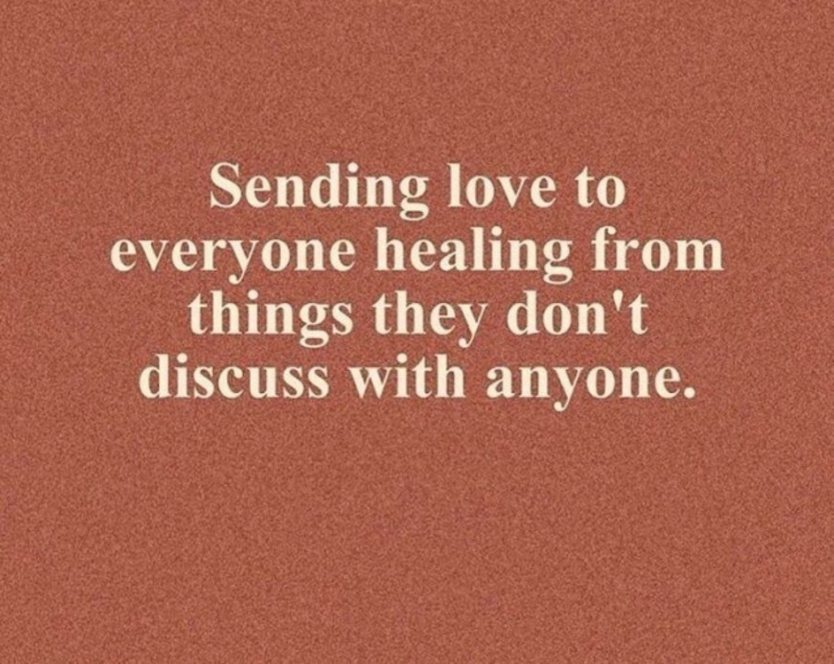 sending love to you all.