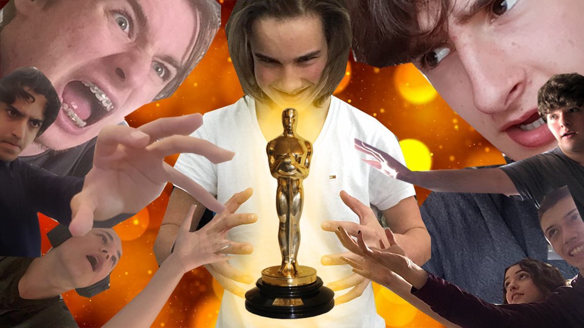 Can you spot the difference? Tune in for our newest and biggest video tonight! #oscars #filmmaking #editing #shortfilm #COVID19pic.twitter.com/6a3L2l7JtP