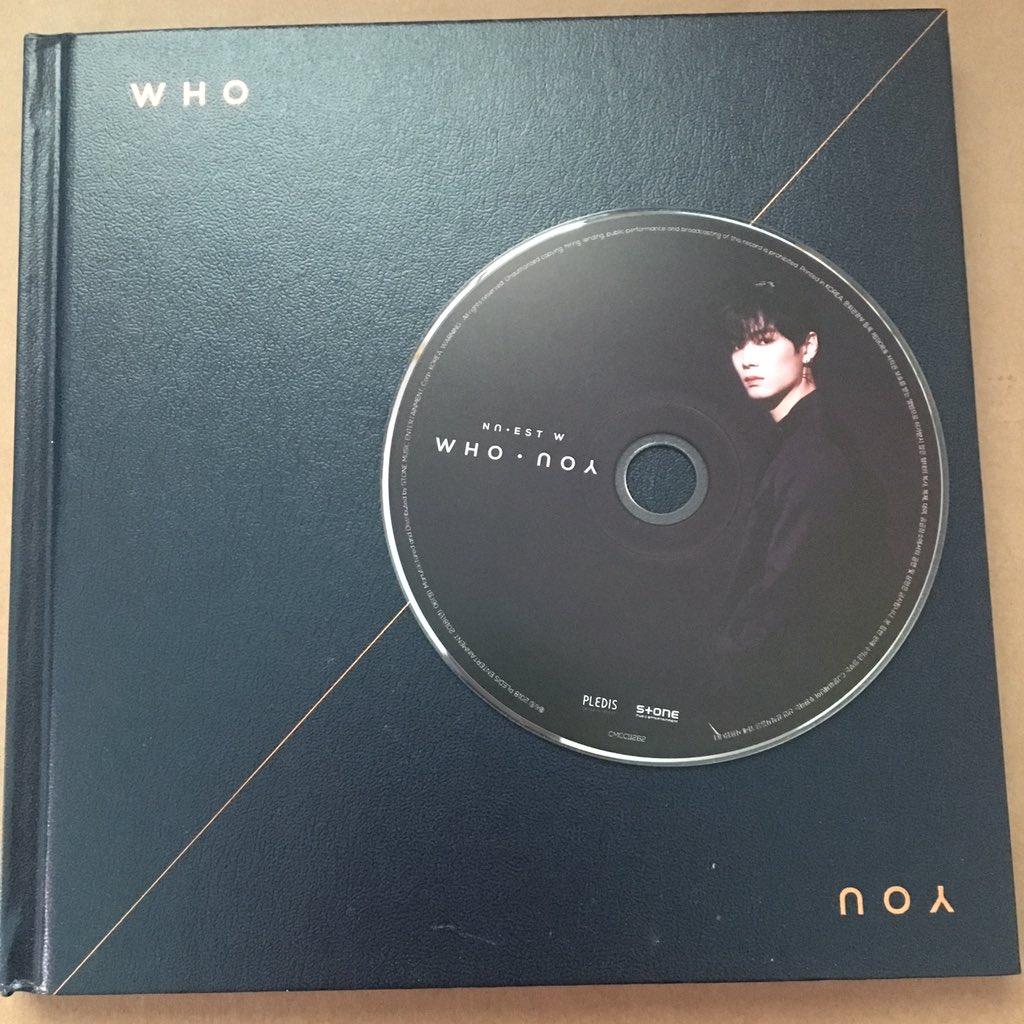 พร้อมส่งอัลบั้ม #NUEST_W  - W,HERE แกะแล้ว บั้มละ 490 ส่งลทบฟรี - บั้มเปล่า WHO, YOU แผ่นตามภาพ บั้มละ 220 ส่งลทบฟรี - บั้ม WHO, YOU ไม่แกะ 450 ส่งลทะเบียนฟรี #ตลาดนัดนิวอีส #ตลาดนัดnuest #อัลบั้มnuest #แผงลอยเลิฟ https://t.co/Nno1IPZ7gr