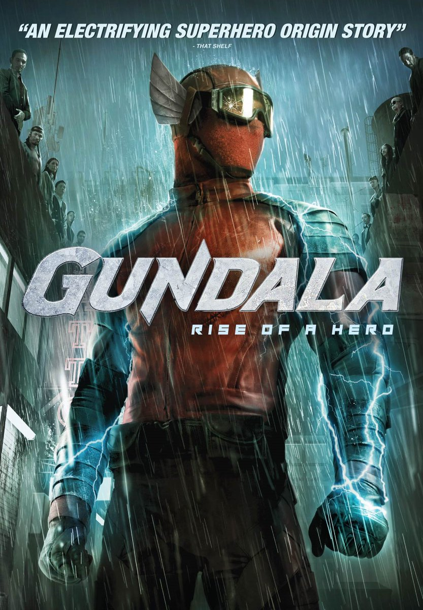 Gundala ~ Director:Joko Anwar  This was damn damn good! Based on a comic I never heard of but from the get go Joko hits every emotion in the soul! The martial arts was fantastic this director has done a banging job! I have to add Abimana Aryasatya is awesome! #movie #comicpic.twitter.com/yjfMKgD4gM