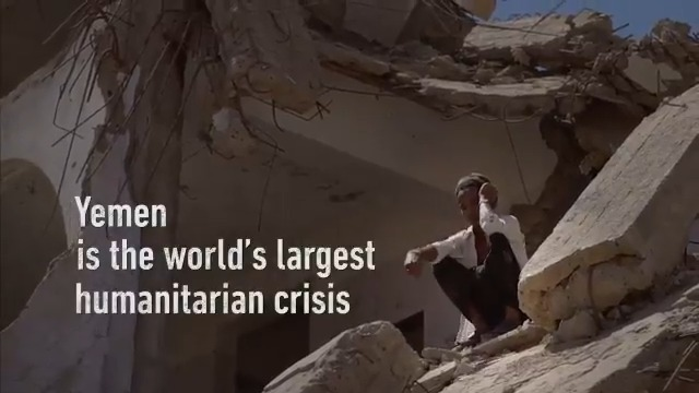 4 out of every 5 people in Yemen need lifesaving aid in what is the world's largest humanitarian crisis. Ending the war is the only solution. Yemenis desperately need peace. bit.ly/2XnGS3Y
