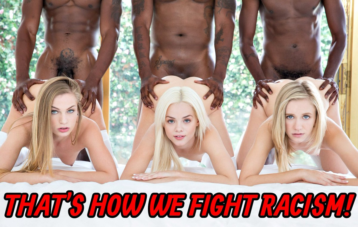 Every White Girl Should Have Sex With Black People