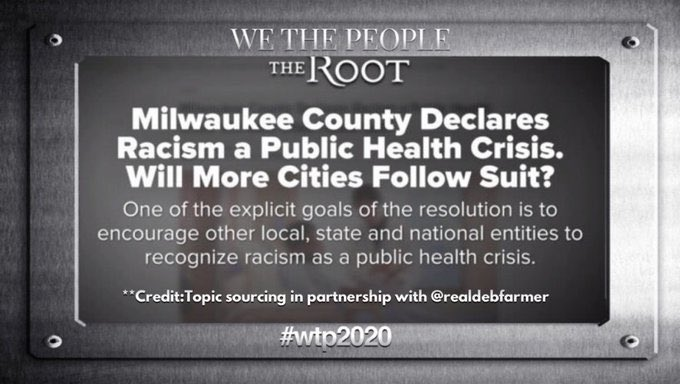 Racism is a public health crisis. It affects housing, food, education, physical & mental health, behavioral health, environmental disparities, treatment by authorities. It's not rocket science. #Healthcare4All #wtp2020 @wtp__2020