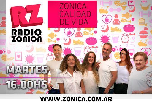 #AIRE #RadioZonica #GrupoZonicaEnCasa  El #GrupoZonica hace radio en vivo desde casa. AHORA: #ZonicaCalidadDeVida. ¡No te lo pierdas!pic.twitter.com/pItU26qG82