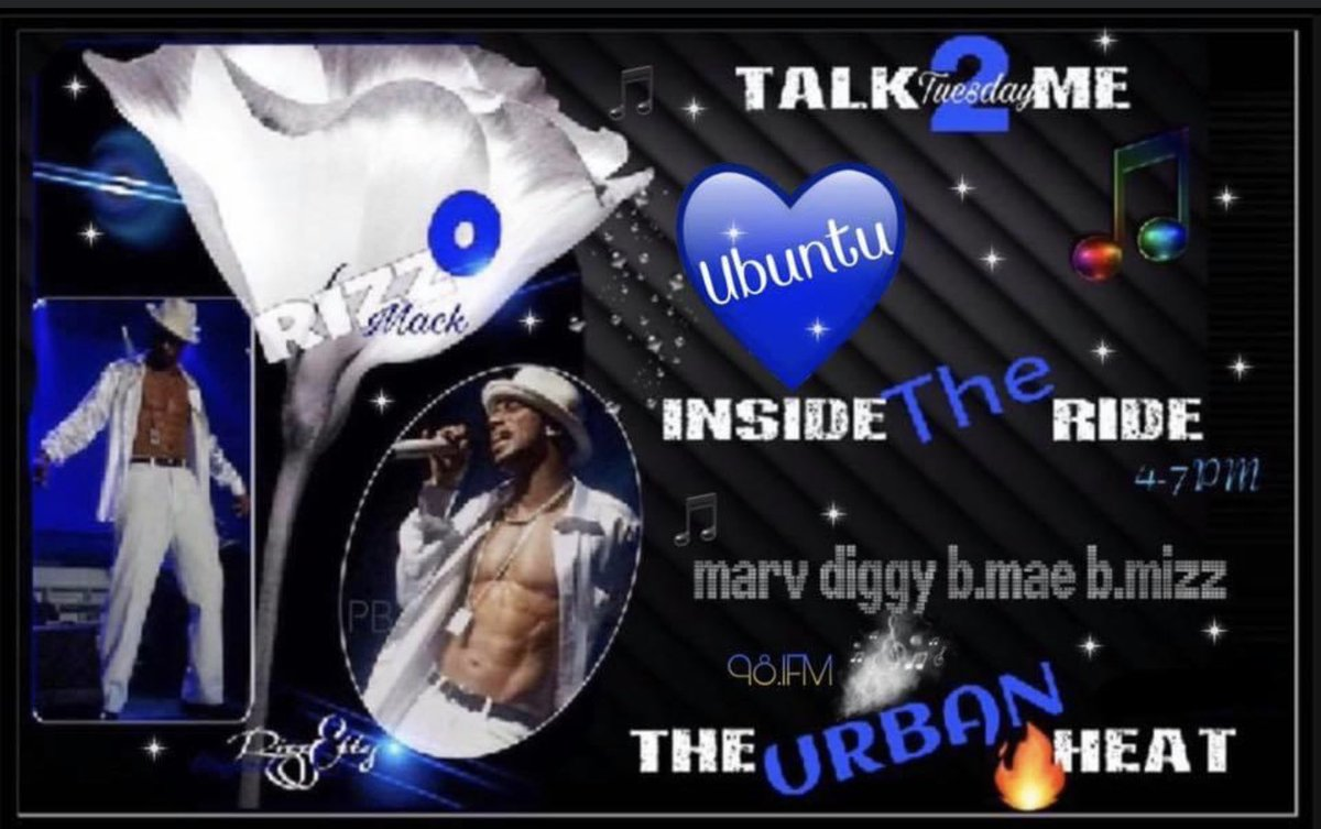 SlideOnThru>> @RalphTresvant 's #InsideTheRide Pulls Out today Sharp! 98.1FMTheUrbanHeat(YouTubeLIVE) is the Place2Be! w/ @MarvNeal @The1TrueJDiggy B.Mae & @Bigmiz0380Payne <<BringAFriend! UBNTUFamily!<br>http://pic.twitter.com/eG9hJfCFvx
