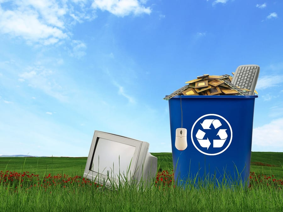 Don't forget to #recycle your old #electronics this #spring!pic.twitter.com/B0vdG7lnQT