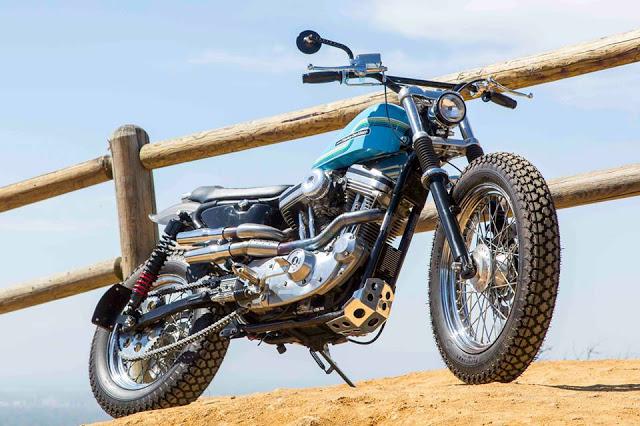 RT @HellKustom: Harley Davidson Sportster By Thunder Road Classic Motorcycles https://t.co/TxQ5eJQTuZ https://t.co/apfQRNzyUK