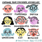 Image for the Tweet beginning: Thanks to @gemmacorrell and @mentalhealthamerica