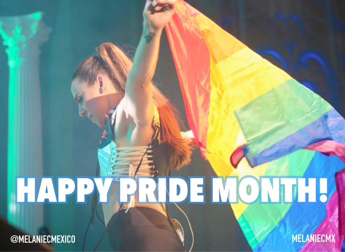 Here It Comes Again #PRIDE #PRIDE2020 This month will be full or great things! Are you ready? @MelanieCmusic #MelanieC #MelC #MelanieChisholm #SportySpice #SpiceGirls #GirlPower #SpiceWorld2019 #WhoIAm #BlameItOnMe https://t.co/nYdkPXj4gz
