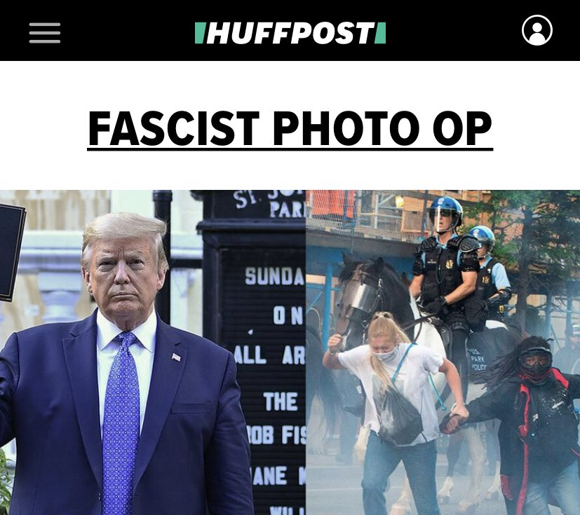 The front pages of @HuffPost over the last few days https://t.co/DxyTtjmZ4F