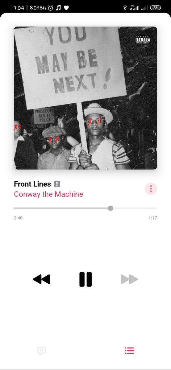 Yohh @WHOISCONWAY you the man Bro, the 2nd verse slaps too hard Man🔥💔💔💔