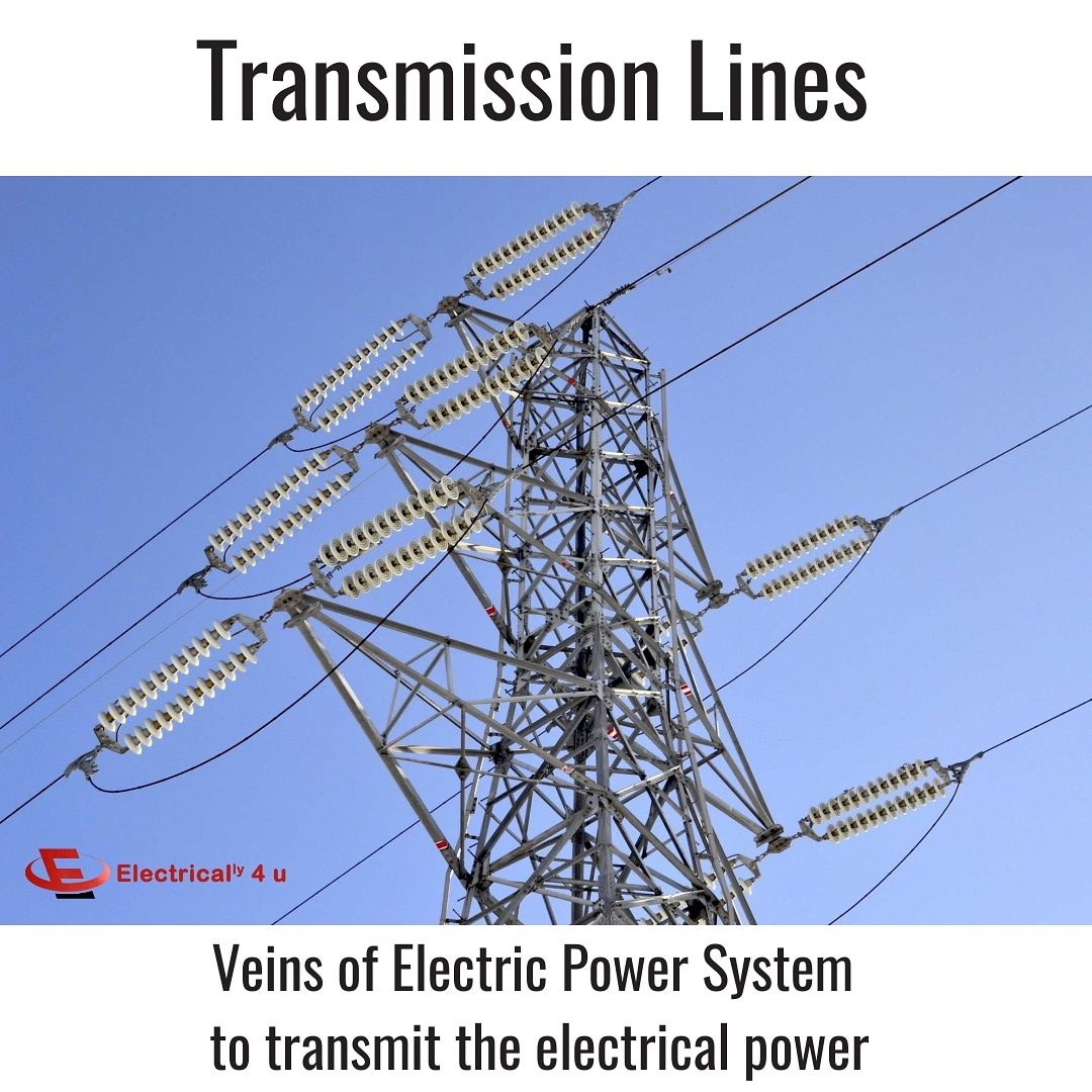 #transmissionlines are the veins of electric power system. #electrically4u #electricalengineering pic.twitter.com/jkJvTCfqt9