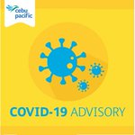 Image for the Tweet beginning: CEB Advisory-Flight Schedule for June