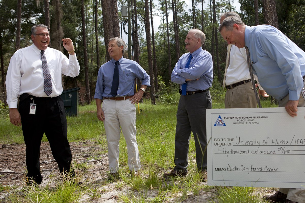 At @UF_IFAS we have built so much in the past decade. @FlaFarmBureau helped. ow.ly/HWu450zWNa6