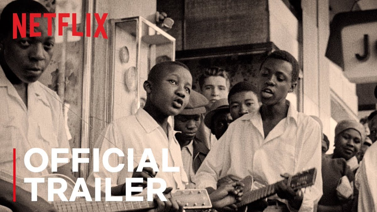 A documentary titled 'ReMastered: The Lion's Share' is available on Netflix.