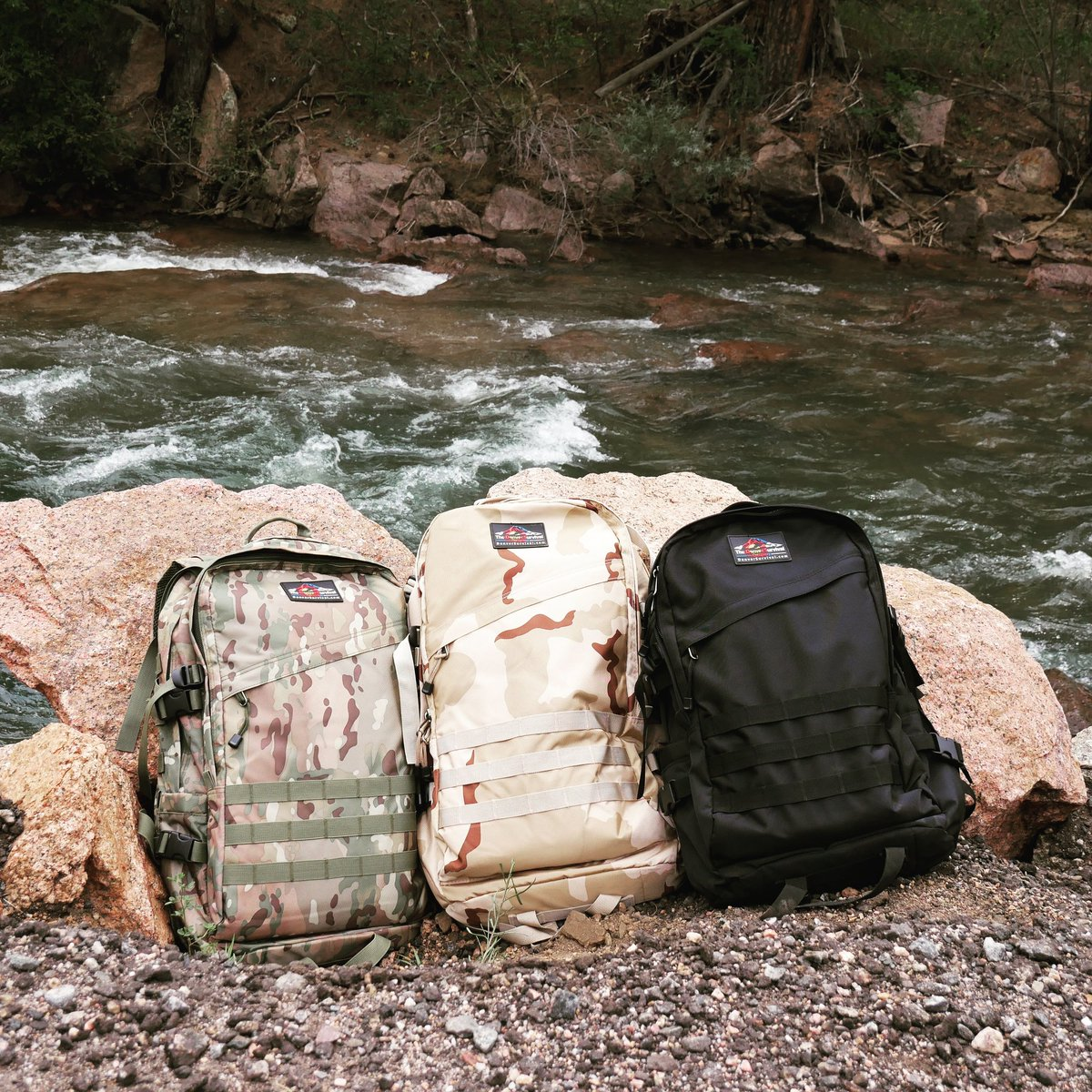 Which one are you taking??  #survival #preparedness #colorado #rockymountains #edc #emp  #urbansurvival #shtf  #survivaltips #survivalist #tactical #gear #outdoors #emergencykit #bugoutbag #foraging #prepper #prepping #denversurvival #wilderness #emergencypreparednesspic.twitter.com/n5QdOr0d8w