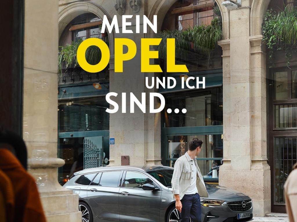 Unzertrennlich? Vervollständige den Satz! #OpelLove