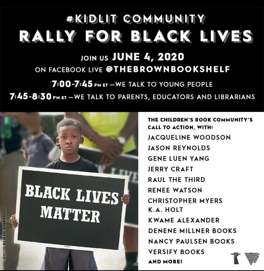 This is where I'll be on Thursday. #BlackLivesMatter is where I have always been. ♥️✊🏾
