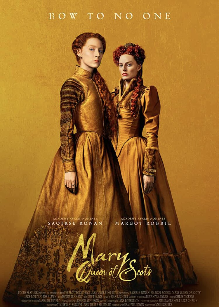 Movie review: Mary Queen of Scots (2018) Our rating: 7/10 IMDb: https://www.imdb.com/title/tt2328900  HBO: https://play.hbonow.com/feature/urn:hbo:feature:GXSd5qQRmQpVLqQEAAAKq?camp=Search&play=true … Good narration, missing some facts.  #MovieReview #imdb #hbo #periodMovie #historyMovie @IMDb @HBO @hbomaxpic.twitter.com/u46ujY9RHc