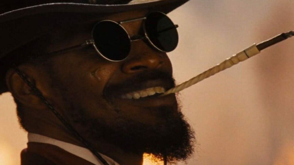Movie Details On Twitter In Django Unchained 2012 At The Beginning Of The Film We See That Django S Teeth Are Dirty And Yellow But By The End Of The Film They Are Clean