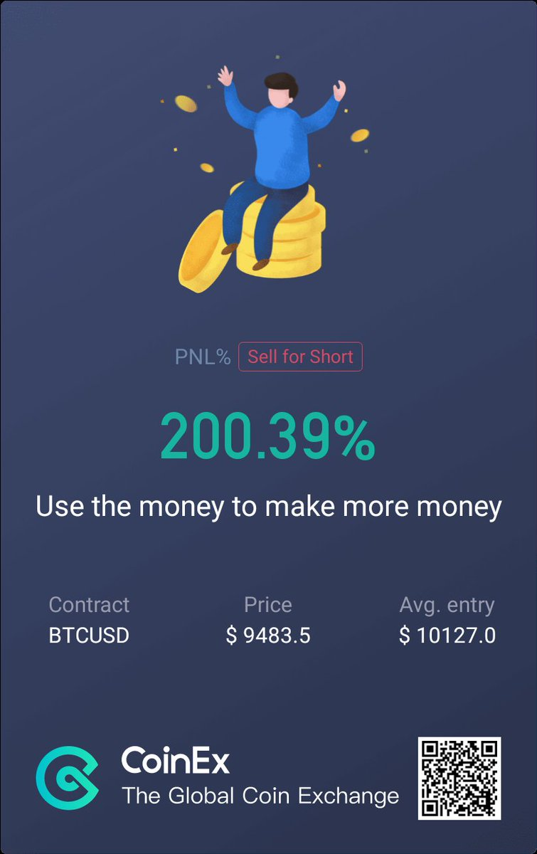 Invite all #CoinEx, you can trade use #spot market , #contact market. https://www.coinex.com/account/signup?refer_code=dk9za&lang=en_US …pic.twitter.com/JZG5aqxOhY