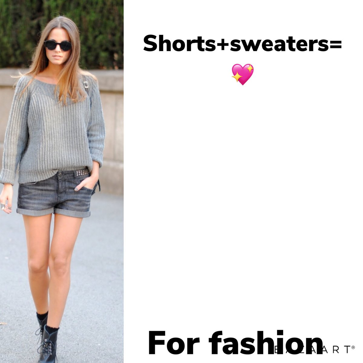 #fashion of day!Sweater!ways to style! pic.twitter.com/TxSEu6OUbR