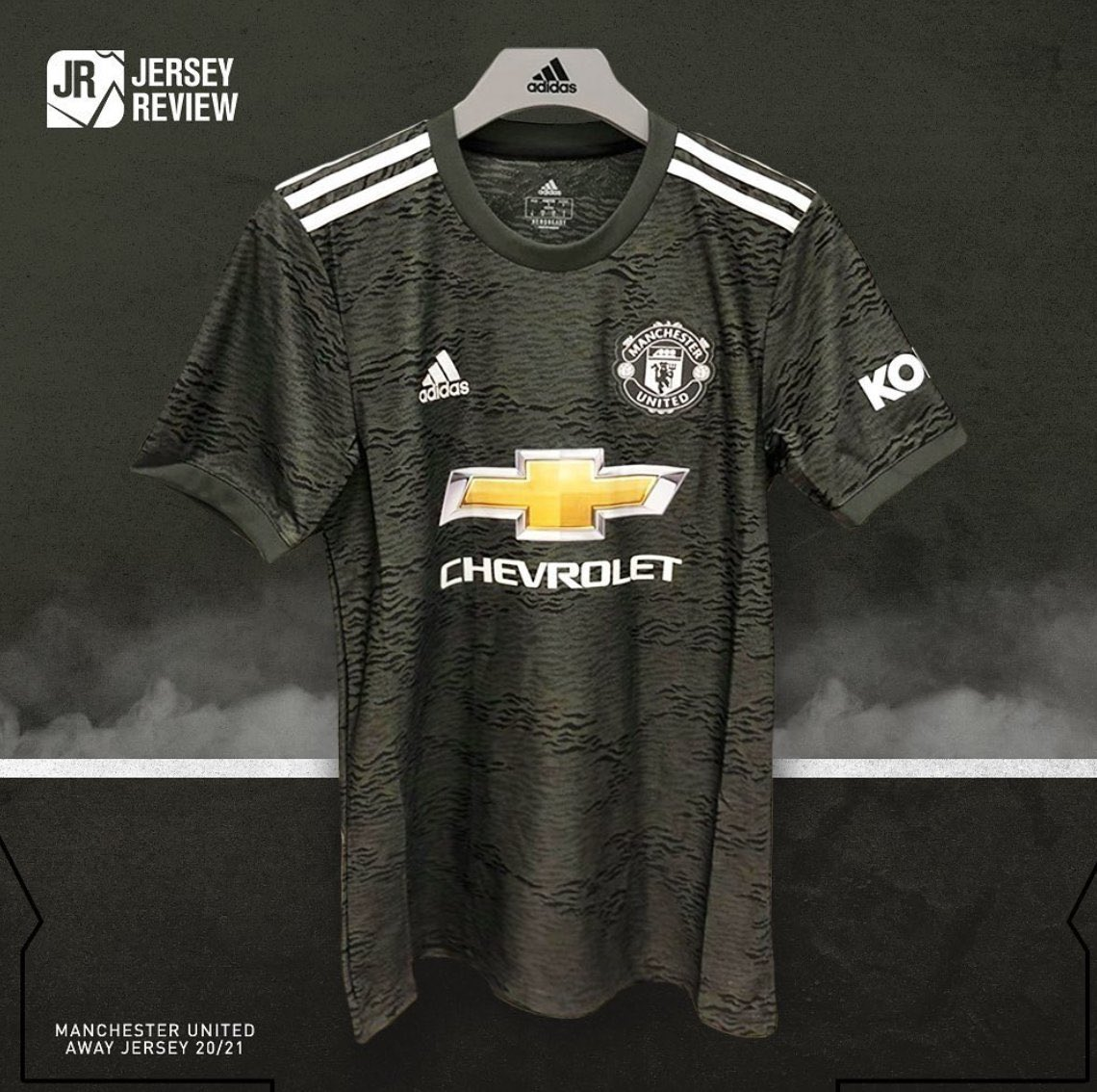 The United Stand News On Twitter New Images Have Been Released Of United S New Away Kit For 20 21 Today Jersey Review On Ig Footy Headlines This Will Be The First To Launch From