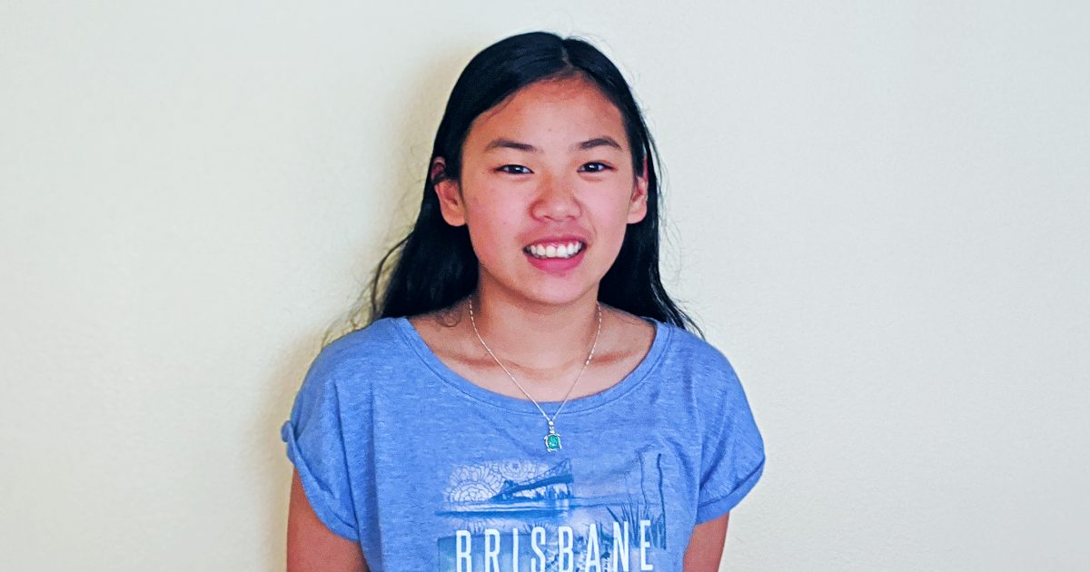 .@CCARaven high school freshman Mika Okamoto has been #coding since she was in elementary school. Now shes taking #ProgramYourFuture classes in Front End Web Development to help prepare her for a career in #programming and computer science. #webdev go.ucsd.edu/2zWICYD