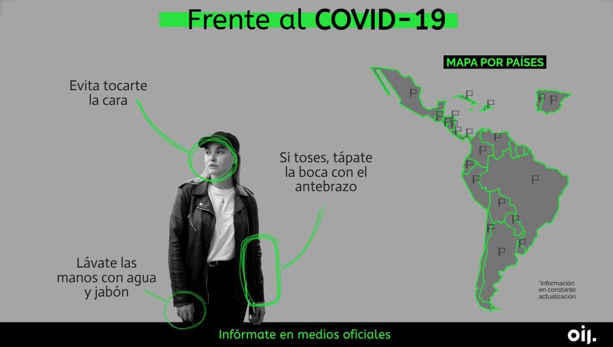 ¿Ya viste nuestro Mapa de Acciones frente al #COVID19? En este #DíaMundialDeLaSalud entra a👉 https://t.co/CwSECVPl2R. Recomiéndanos una acción que conozcas de tu país.💪 #YoMeQuedoEnCasa #EsteVirusLoParamosUnidos https://t.co/NaLnR2gmx8
