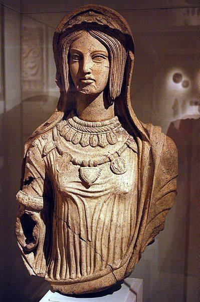 Etruscan woman (terracotta ) - 4th-3rd BCE Metropolitan Museum of Fine Art, New York #art pic.twitter.com/oJIafmAMRc