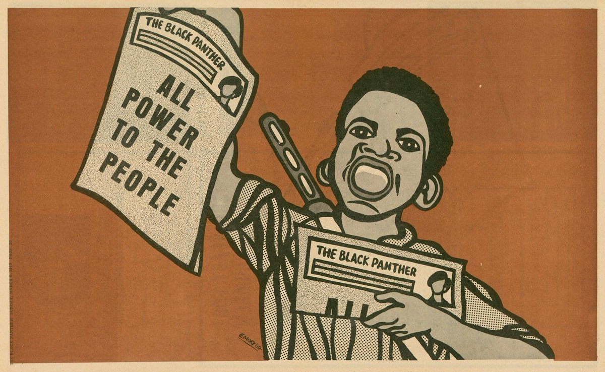 UNTITLED, Emory Douglas, 1969 https://t.co/v21izigRBD