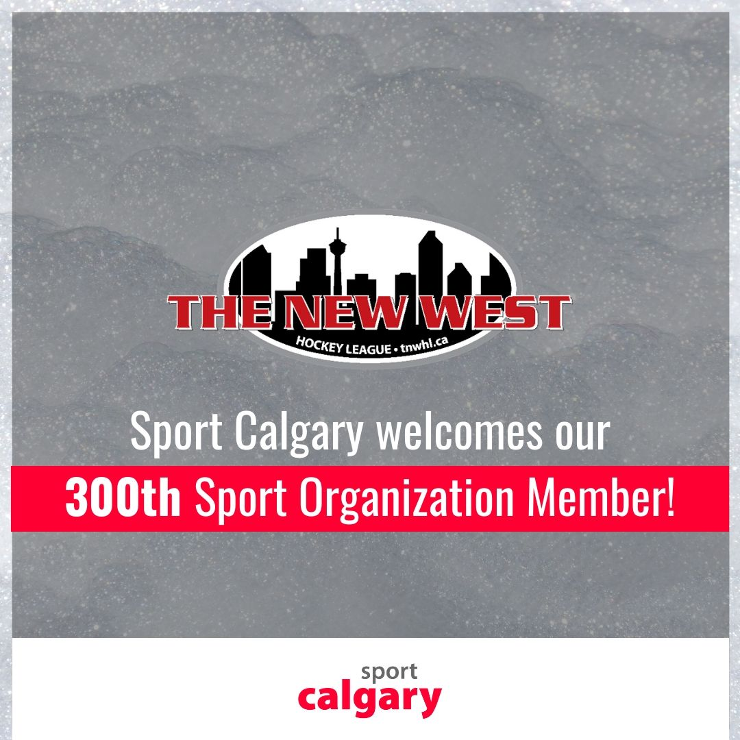 Sport Calgary is excited to welcome our 300th Sport Organization Member: @NewWestHky. Sport Calgary works across all sports helping individuals, teams, and organizations learn, improve, and grow.  Become a member of Sport Calgary for FREE at https://sportcalgary.ca/members.pic.twitter.com/8hTdHiBTXt