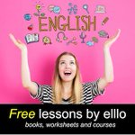 Image for the Tweet beginning: English learners!  What are