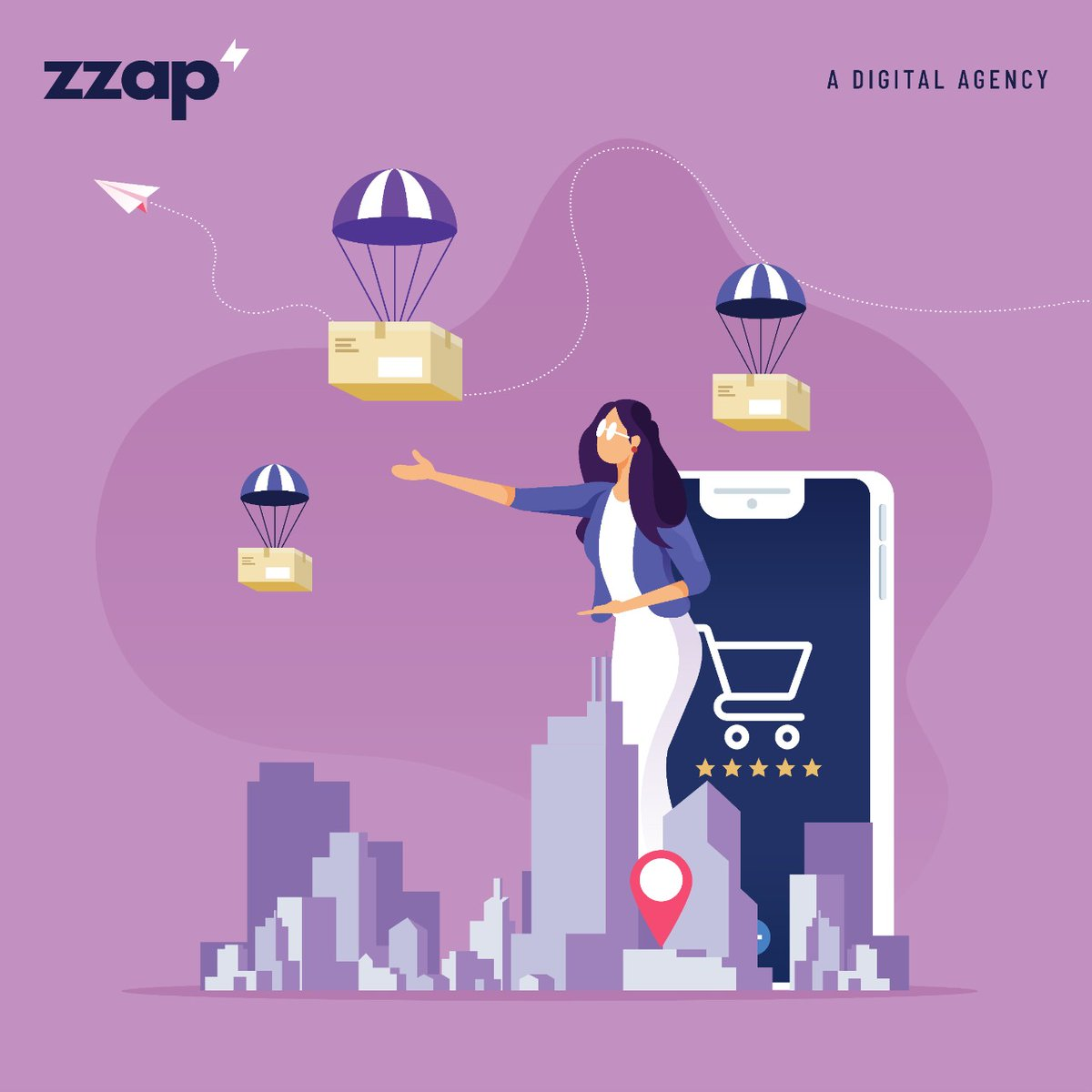 #boostyourbusiness with #zzapdigital  #we #help #you reach #your #target #customer with #state of the #art #creatives and an #impeccable #digital #strategyandtransformation   #contact #us to #know #more https://t.co/2F2PtwBwuh