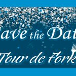 Image for the Tweet beginning: Tour De Fork event on