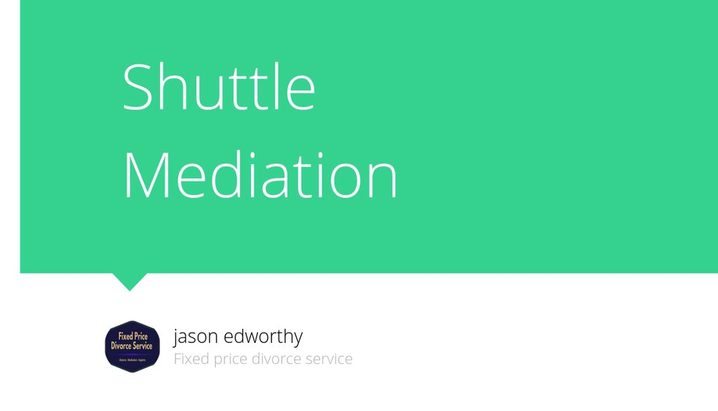 The mediator may leave an individual alone for a period of time, whilst he/she deals with the other party involved.  Read more 👉 https://t.co/FIEJsgf0fz  #divorcemediation #conflictresolution #mediator #coparenting #familylaw #divorce #separation #shuttlemediation #mediation https://t.co/rRDqvjGhQX