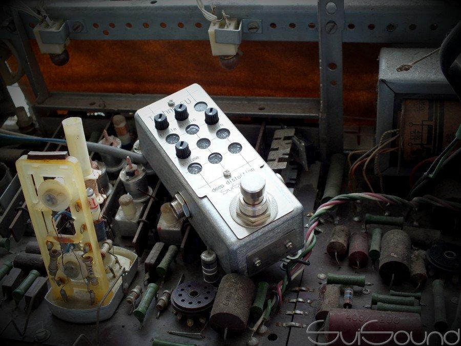 Distortion #Techno_FU  #svisound #guitar #guitareffect #guitarpedal #fuzz #distortion #overdrive #vibrato #delay #phaser #chorus #flanger #effect #tremolo #steampunk #techo #industrial #cyberpunk #postapocalyptic #gothic #rock #music #bass #amplifier #amp #cabinet https://t.co/312CcsLErV