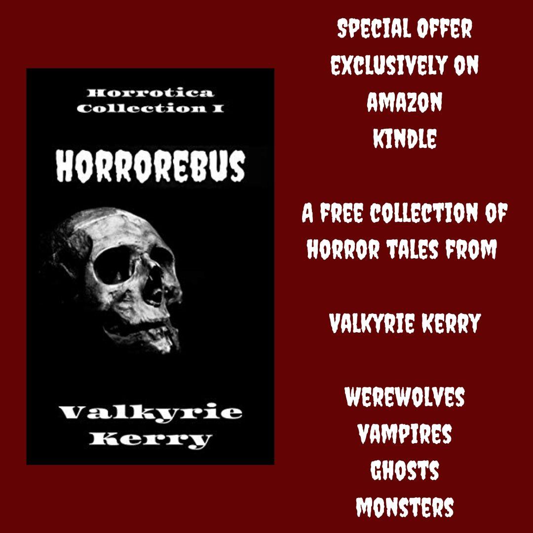 Free on Amazon NOW! #kindle #kindlehorror #horrotica #horrorfam #horrorfans #horrorbooks #horrorbook #amreading #freebooks #horroraddict #horrorcommunity #horrorstories #freehorrorstories #werewolves #vampires #vampirelove #erotichorror #horrorjunkie #horrorworld #horrortown #rtpic.twitter.com/8K40j2vfkg